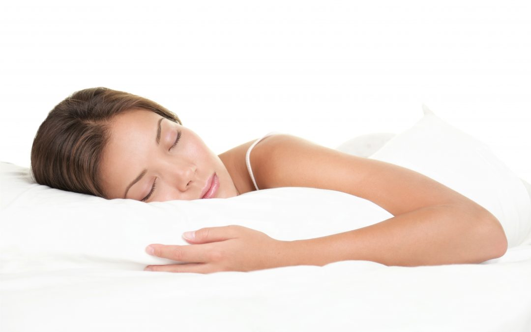 Five Essential Oils for Peaceful Sleep