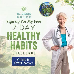 Dr. Judith Boice 7 day challenge